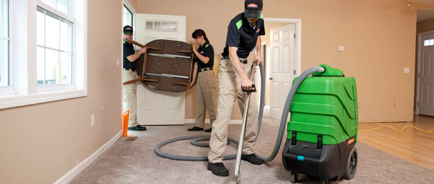 Brownwood, TX residential restoration cleaning